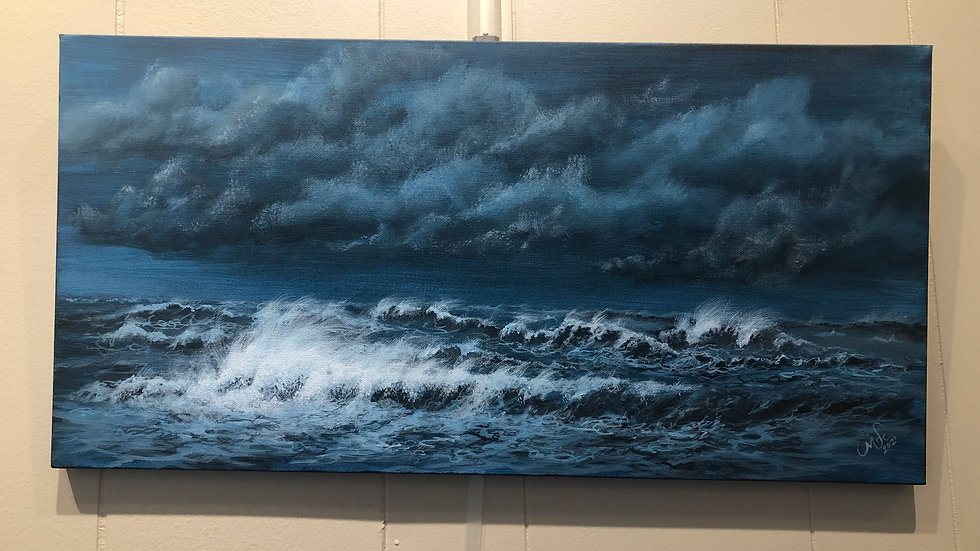 Calling the Storm by Selena McColley