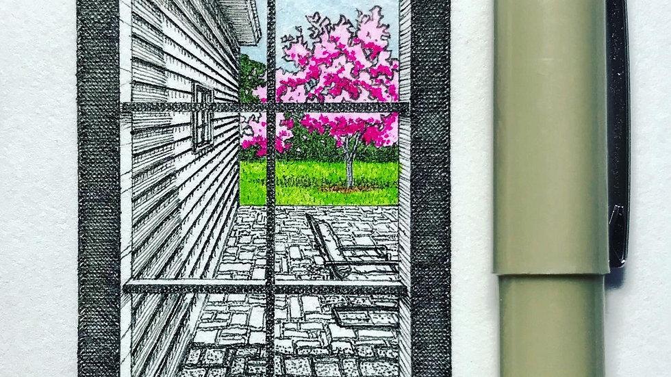 Quarantine Spring by Blake Gore