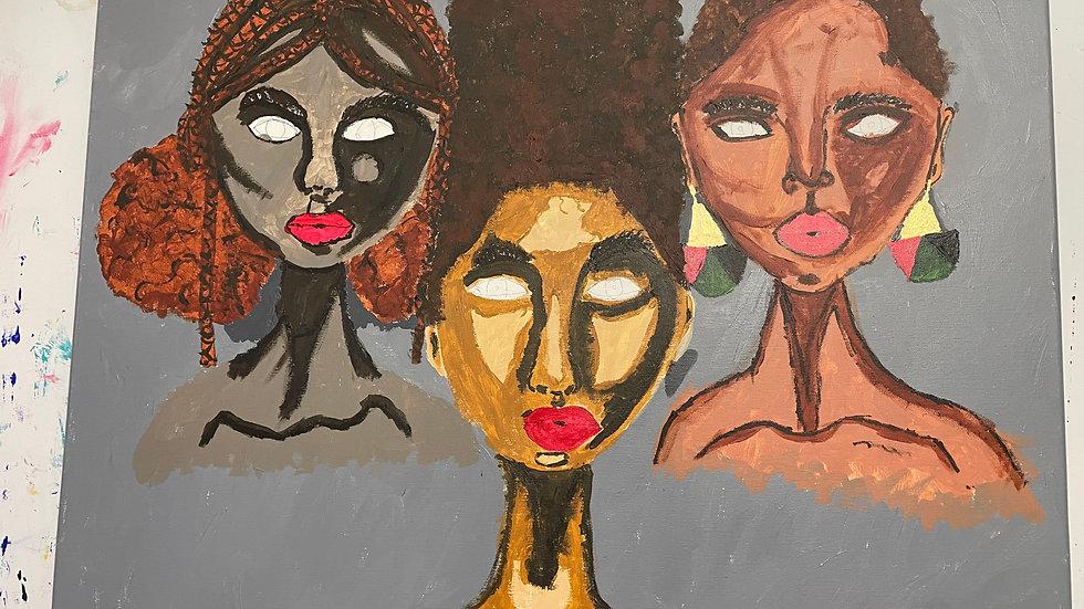 The Ladies by Jasmine Beane