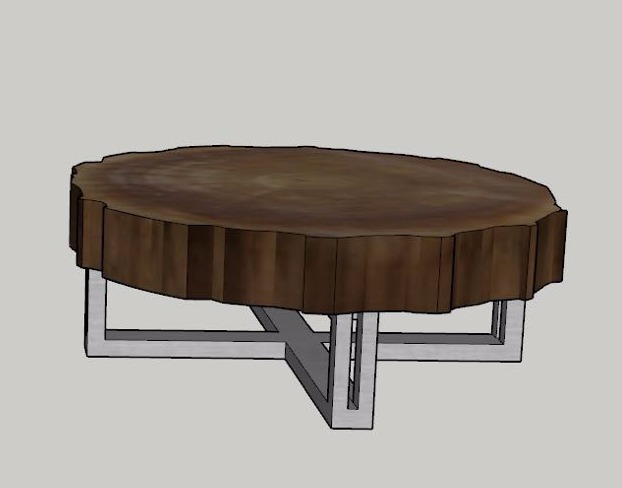 mesa centro cerejeira X inox_edited