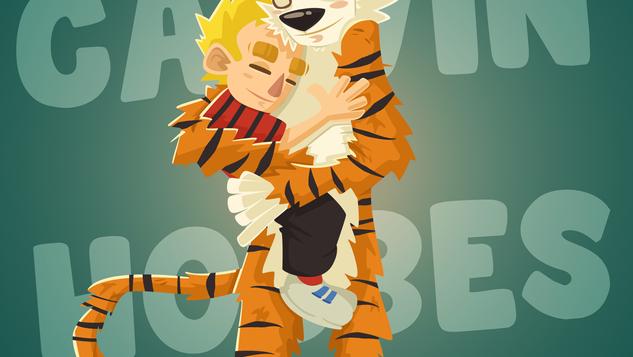 Hugging buddies