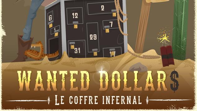 Wanted Dollars
