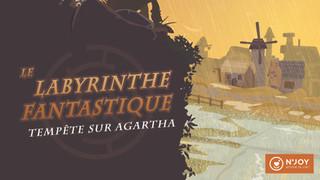 Affiche Labyrinthe