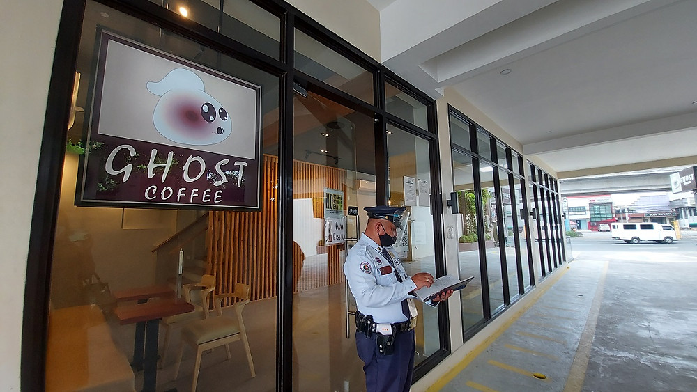 Ghost Coffee Review Antipolo Marcos Highway