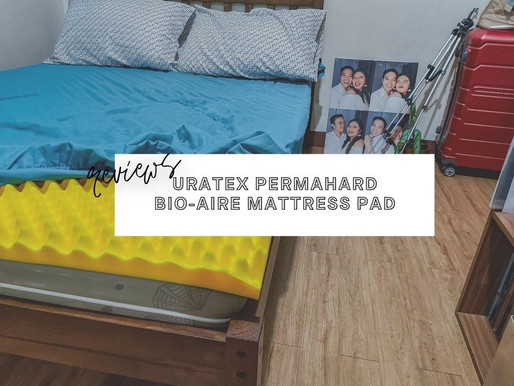 Uratex Permahard Bio-Aire Mattress Pad Review