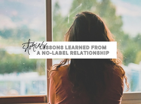 """Lessons Learned from a """"No Label"""" Relationship"""