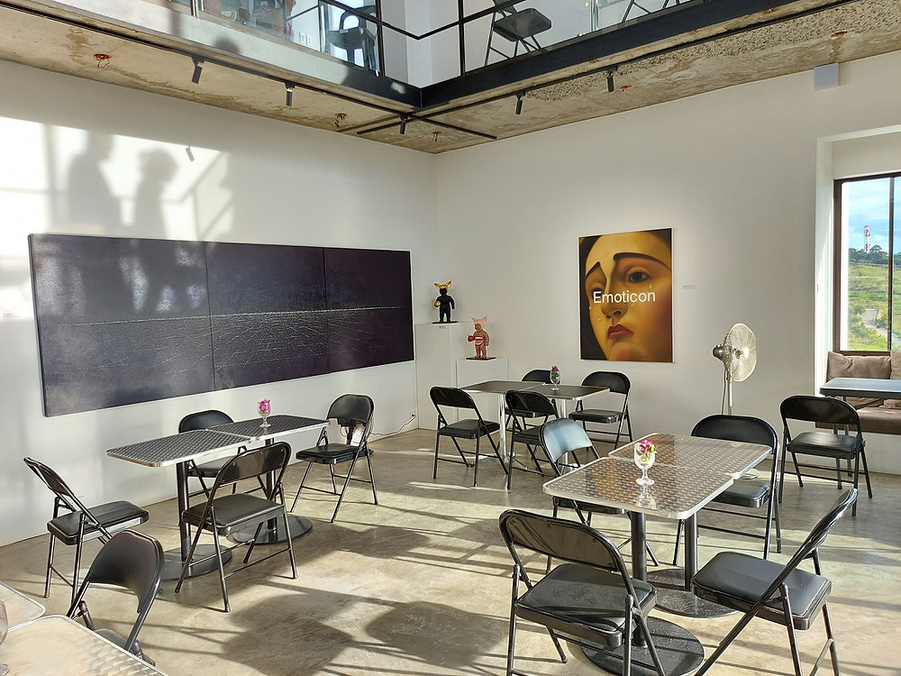 ArtSector Gallery and Chimney Cafe 360 Review