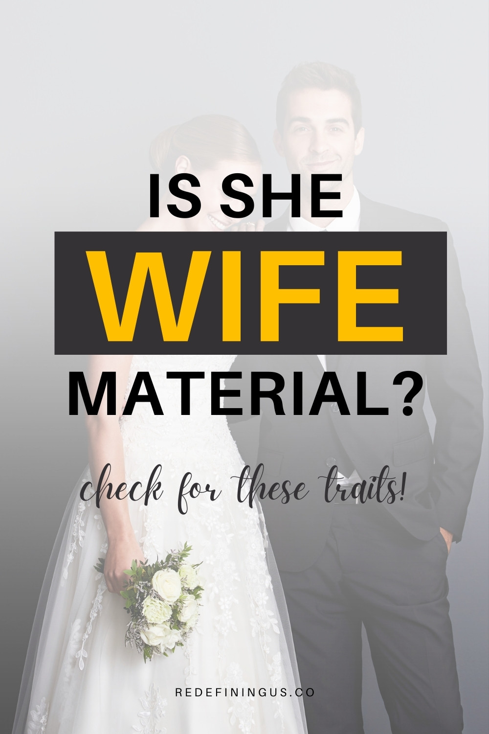 Qualities of a Good Wife Material 1