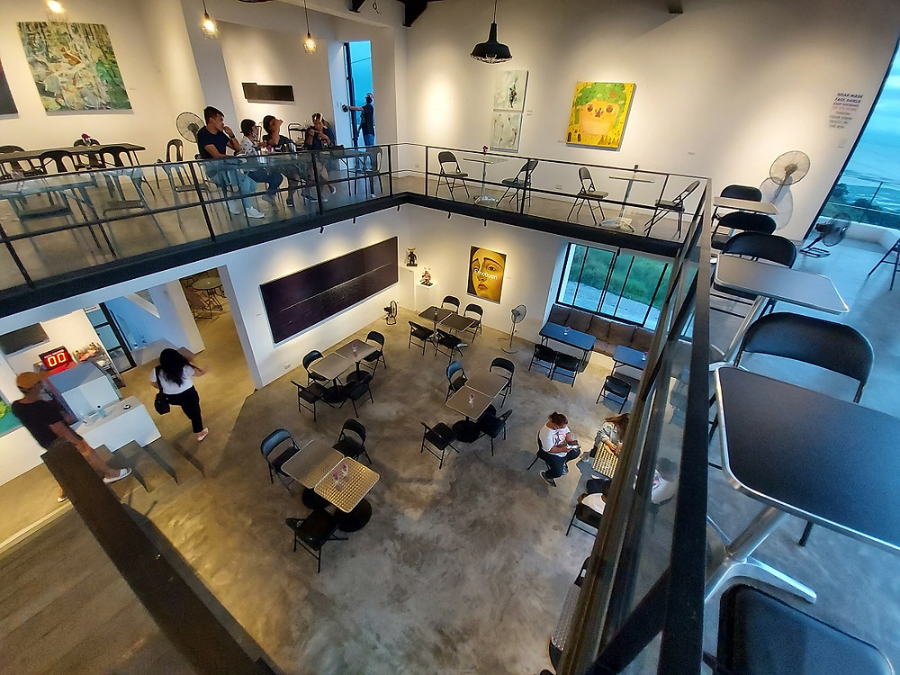 ArtSector Gallery and Chimney Cafe 360 Review - Is It Worth the Visit?