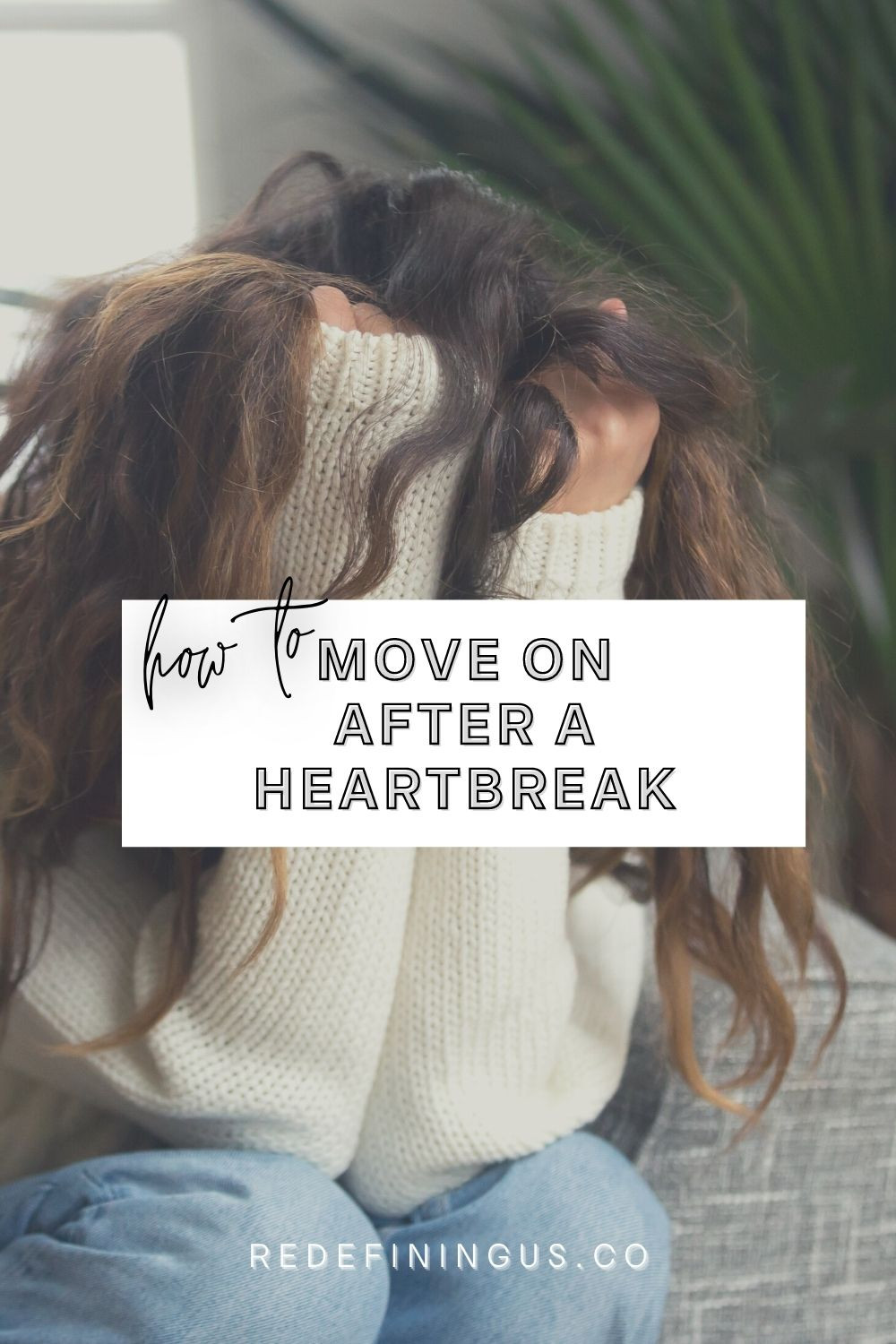 4 Stages of Moving On From A Heart Break