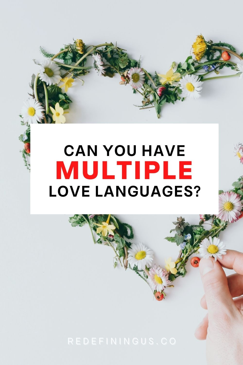 Can You Have More Than One Love Language?
