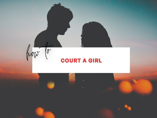 How to Start Courting a Girl (Paano Simulan Manligaw)