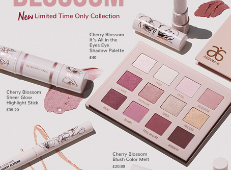 Limited Edition Cherry Blossom Collection