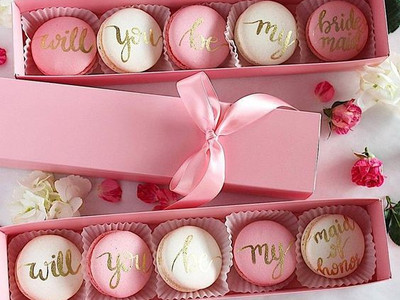 11 Best Man and Maid of Honor Proposal's.
