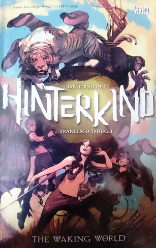Hinterkind: The Waking World - Unicorns Get Shotgunned & Teens Never Change!