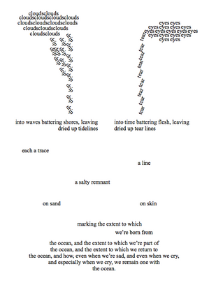 """Poetry: """"Cycle"""" by Sascha Engel"""