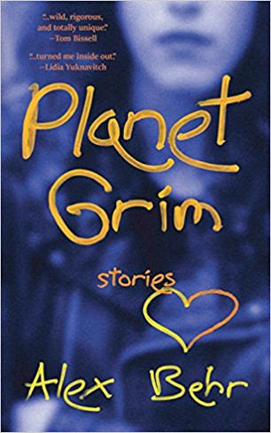 Planet Grim by Alex Behr: The Grit in the Shells