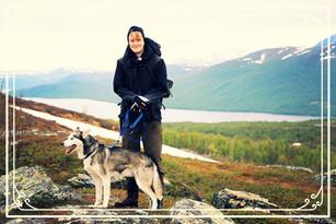 New Writer on the Page: Tova Näslund