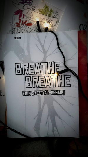Breathe Breathe: Raw, risky & brave