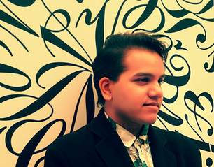 New Writer on the Page: Arun Jeetoo