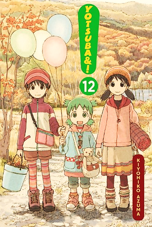 Review: Yotsuba&! - 'A Manga That'll Charm All Ages!'