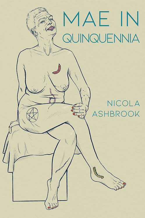 Mae in Quinquennia by Nicola Ashbrook