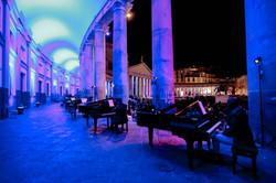 PIANO CITY NAPOLI 2019 Piazza Plebiscito