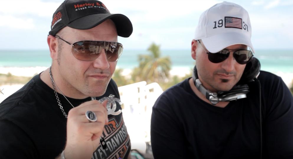 Harley & Muscle al Nabilah per RMC