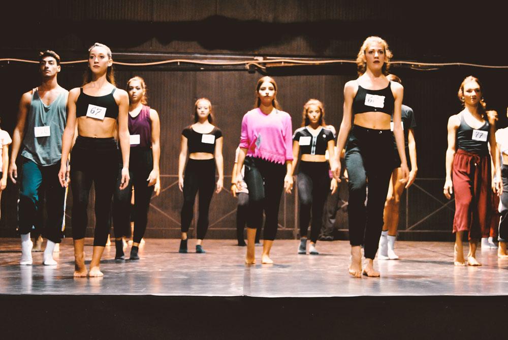Audizioni Musicanti: 350 ballerini