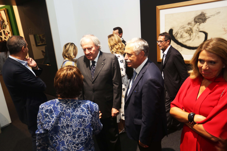 Joan Mirò Vernissage