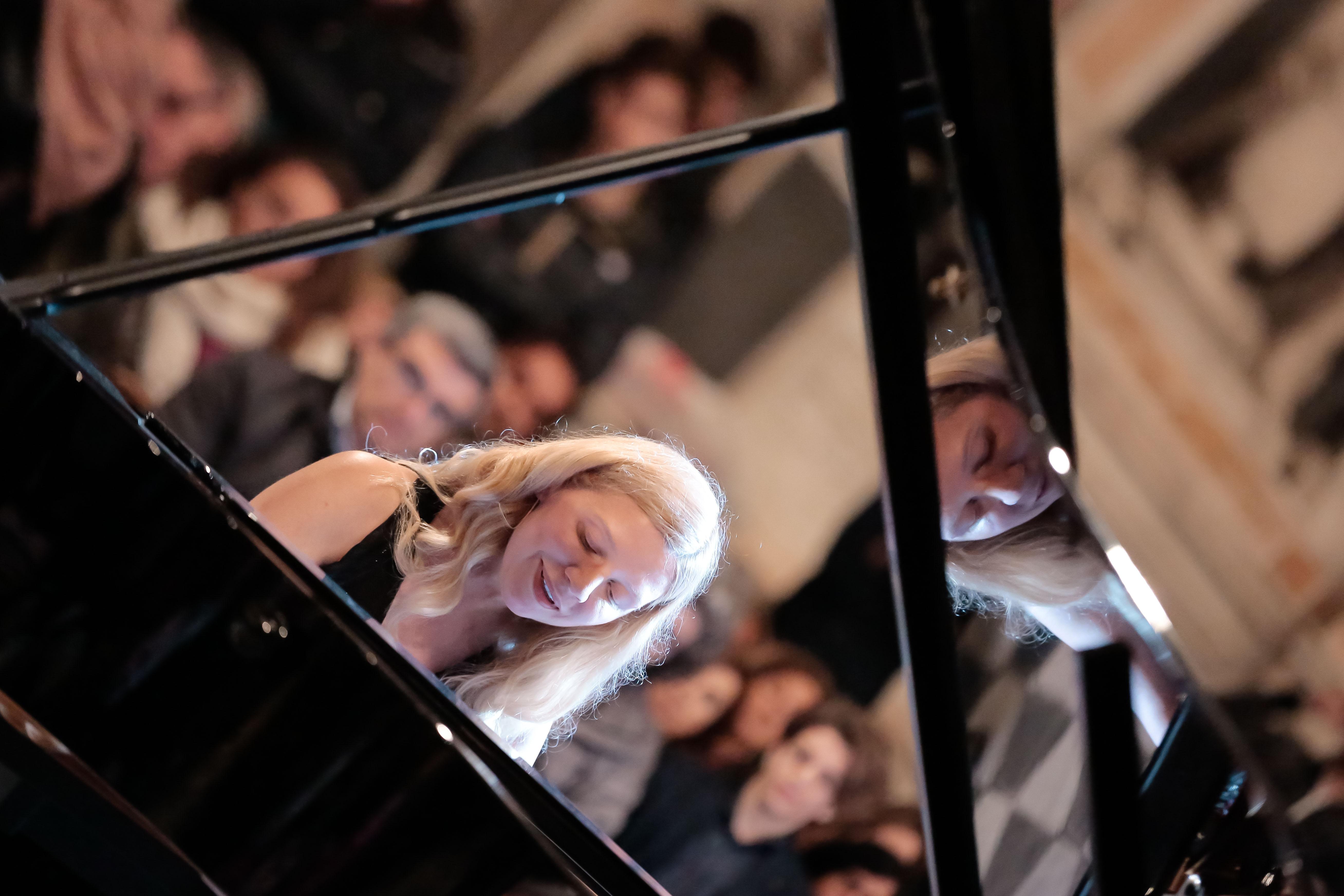 PIANO CITY NAPOLI 2019 Valentina Lisitsa