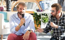 REGGIA OUTLET Talk Rosolino Guerrini