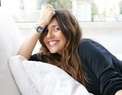 Serena Rossi a La Reggia Outlet