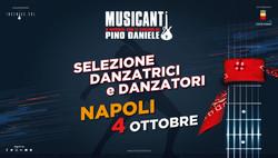 Musicanti Audizioni Ballerini Napoli