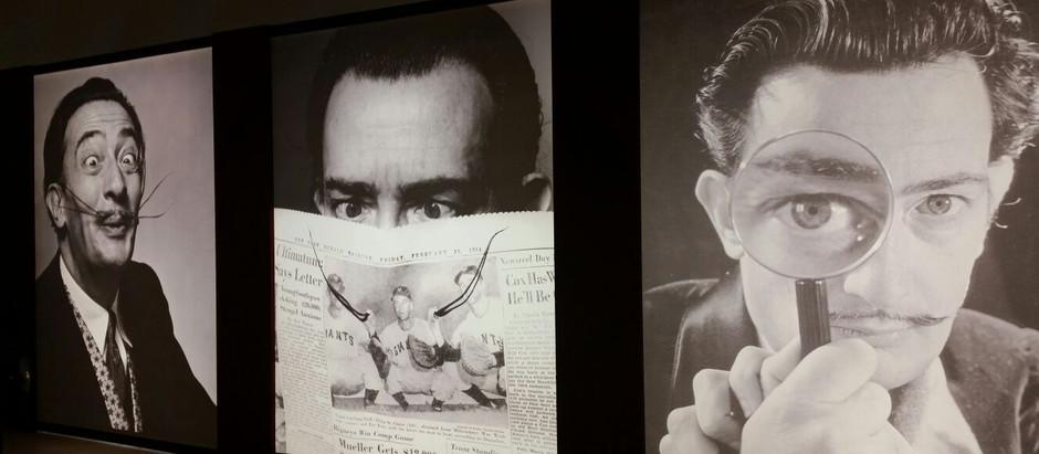 Io Dalí. Al PAN arriva il genio immenso!