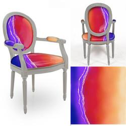 Chair Textile Design 2