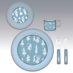 ALICE plate set