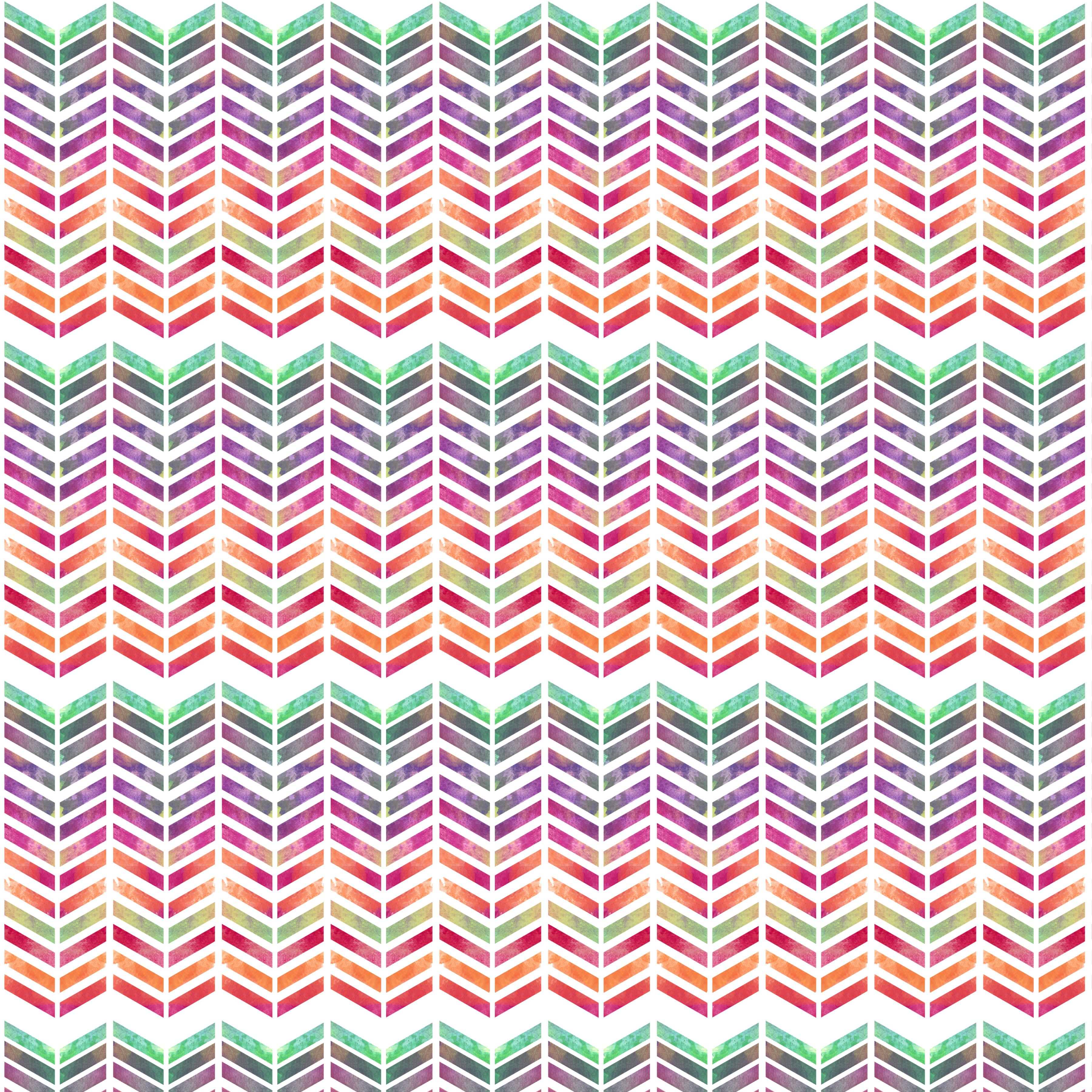 watercolor herringbone psd
