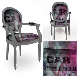 Chair Textile Design 3