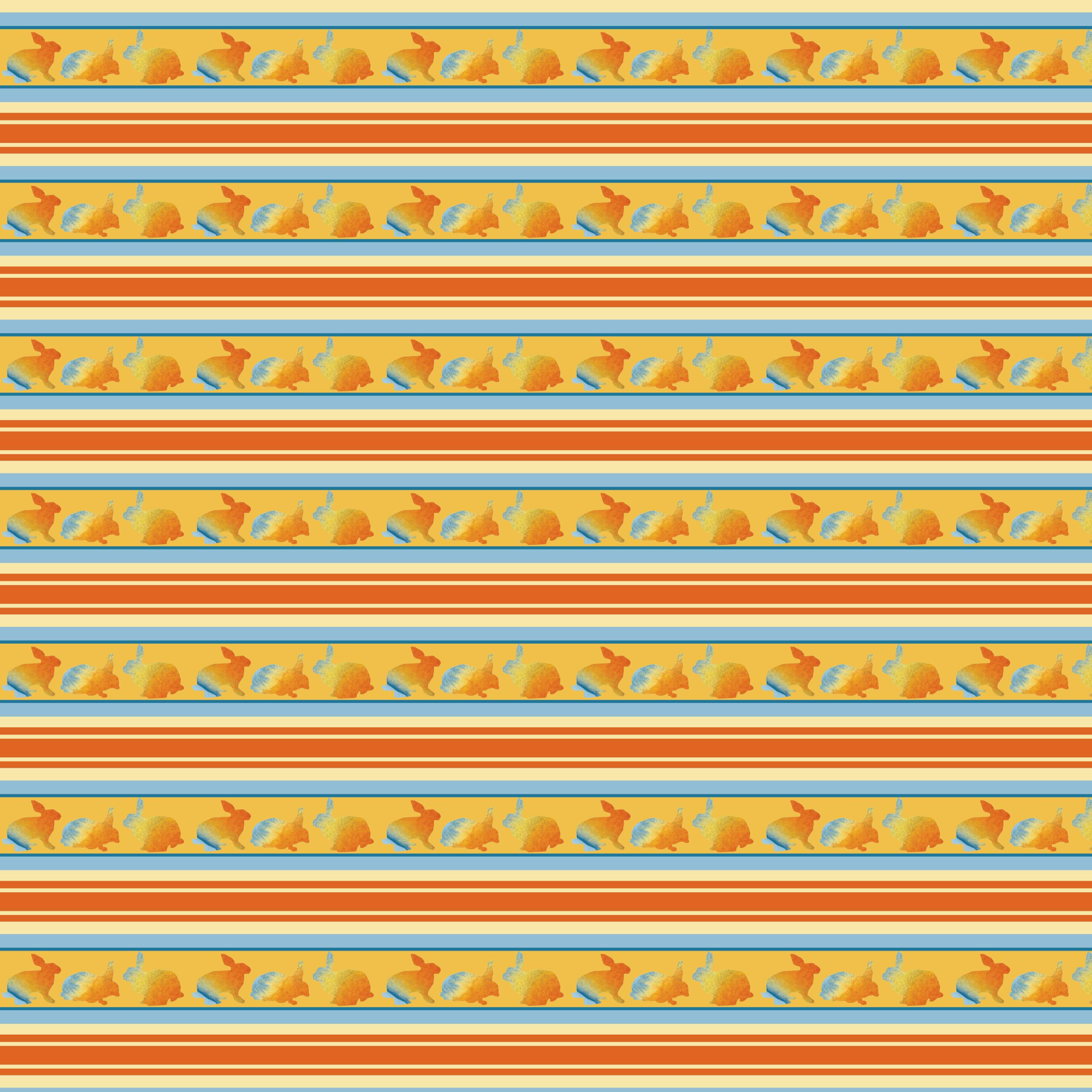 bunny stripes