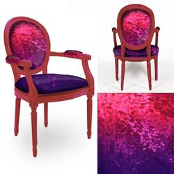 Chair Textile Design 1