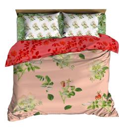 Composite floral bedding