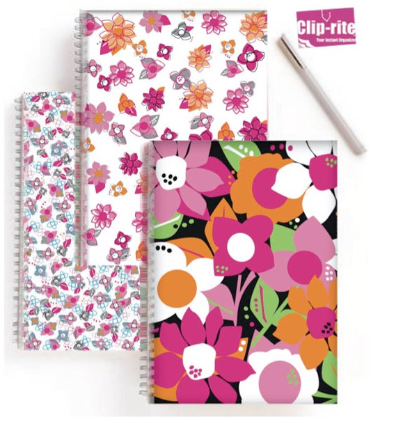 Cliprite notebooks