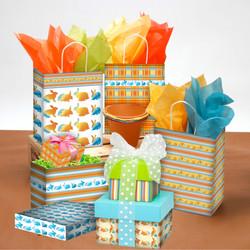 Bunny Hop coordinating gift set
