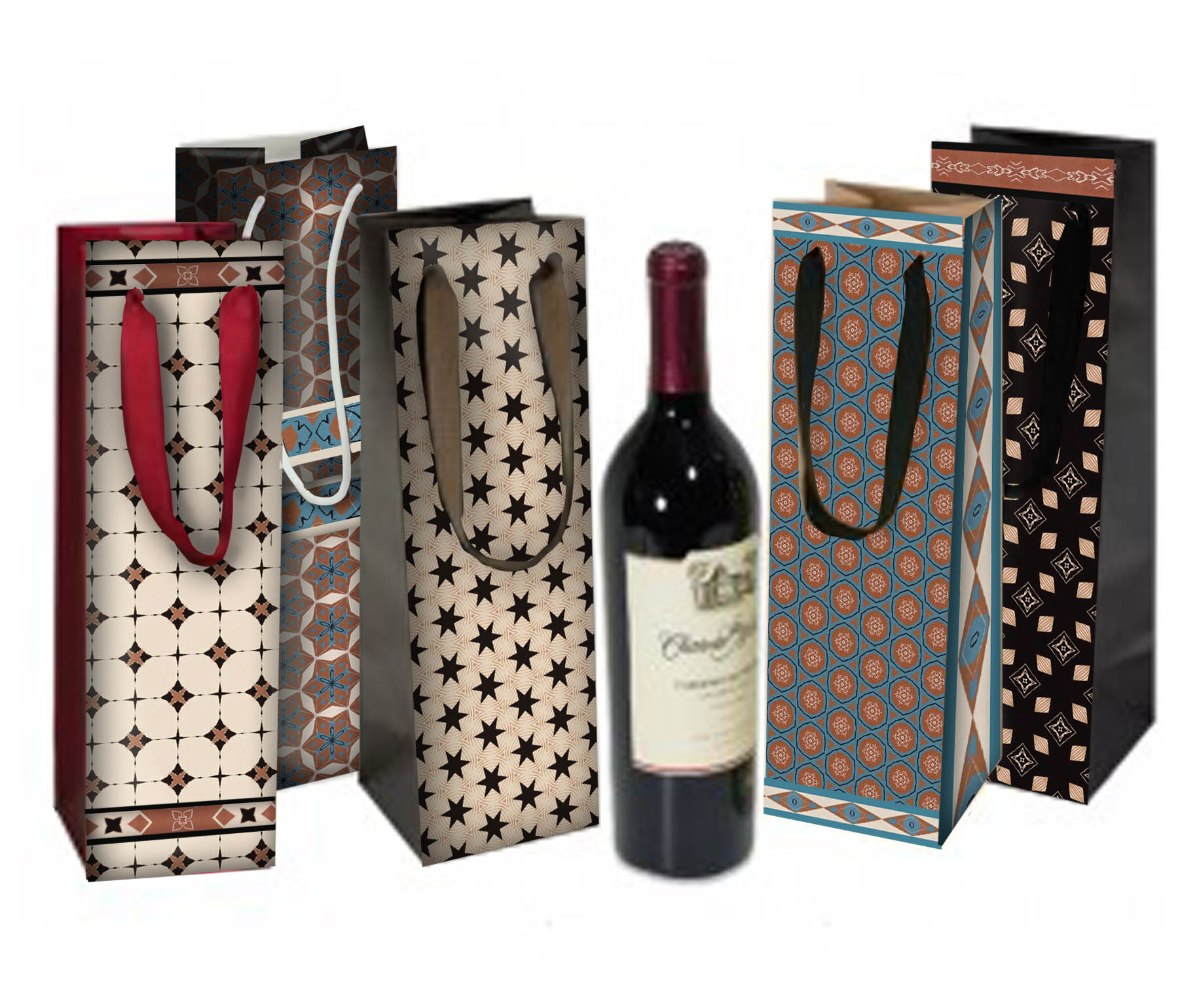 Wine bag comps