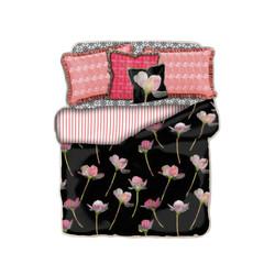 Falling Flowers coordinating bedding