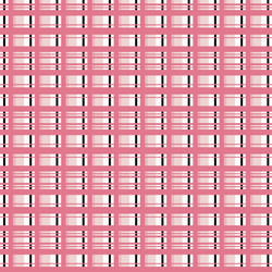 pink plaid for butterfly