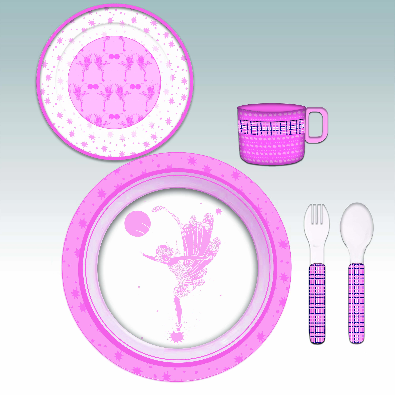 FAIRY plate set