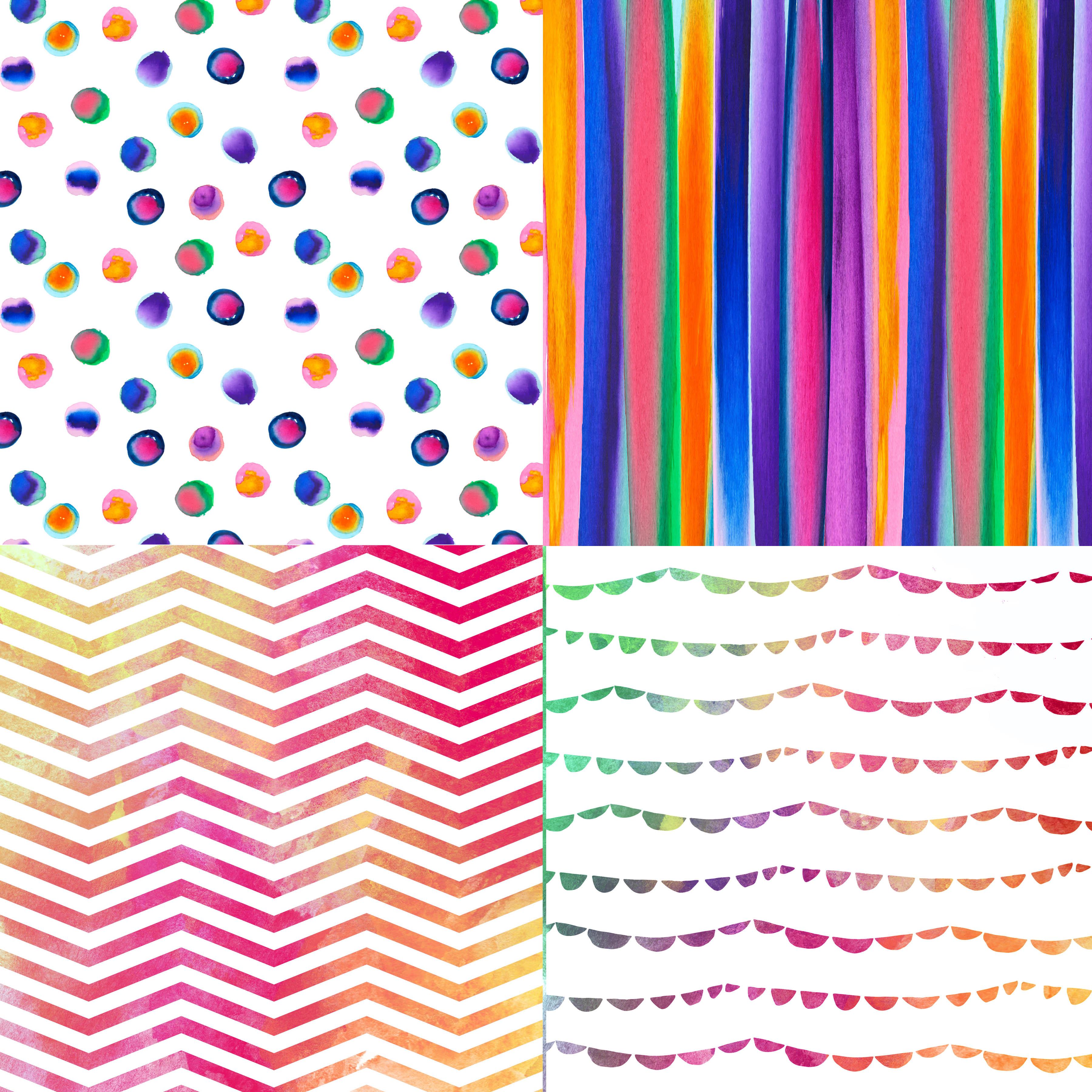 4 lllama patterns