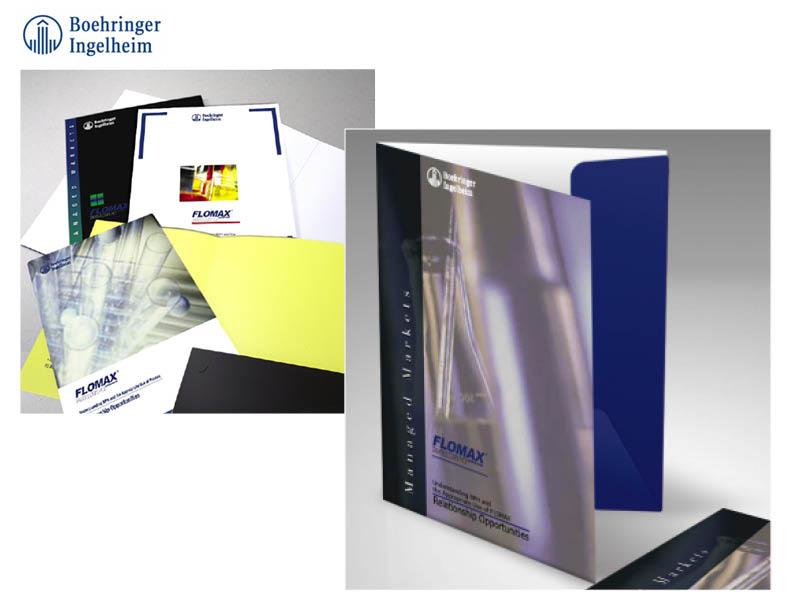 Boerhinger Ingelheim Sales Material